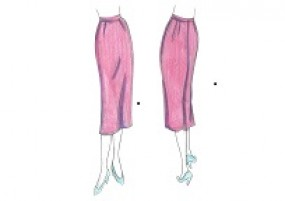 Pattern Cutting and Making Fully Lined Tailored Skirt